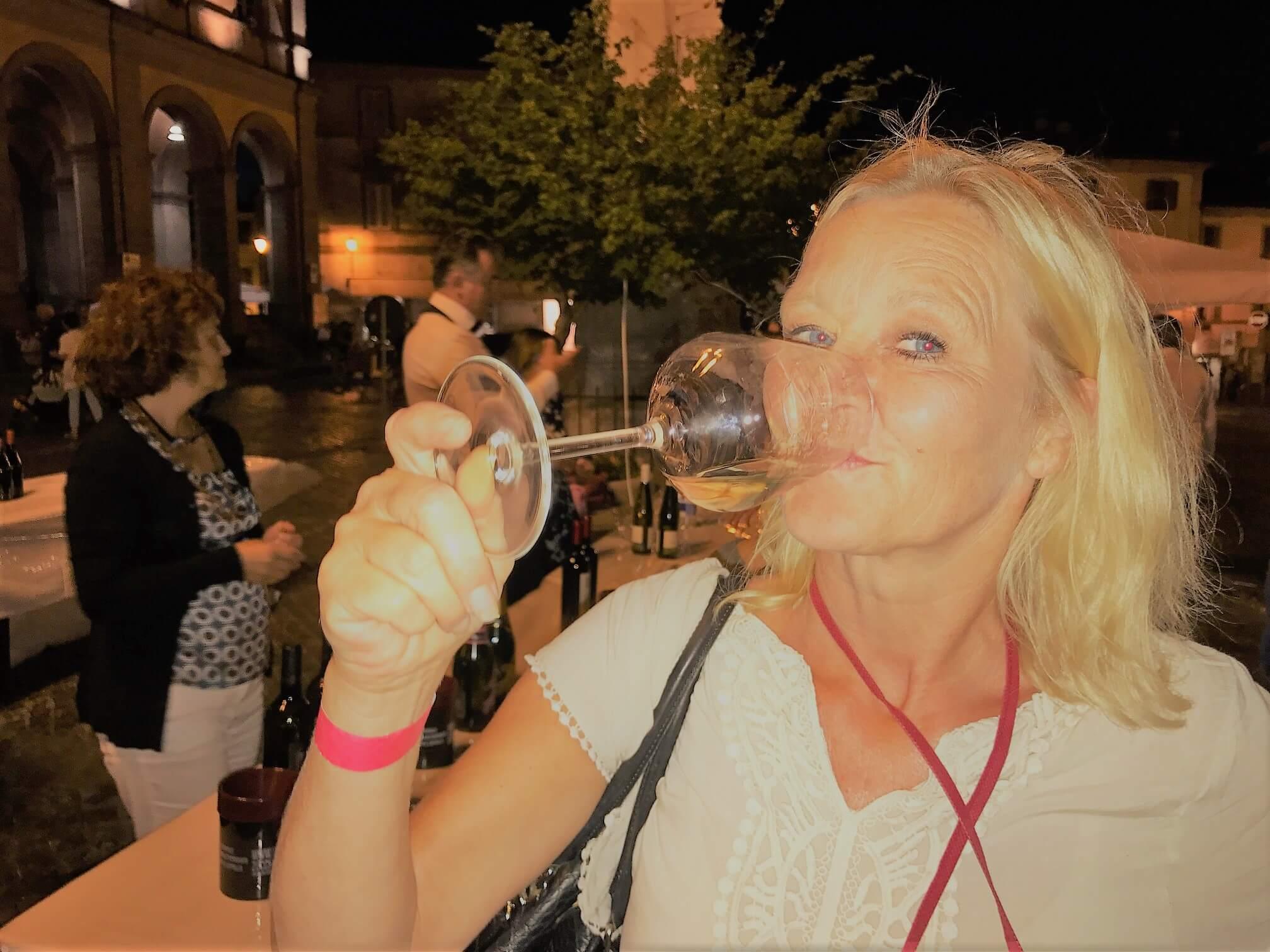 vinfestival i landsbyen - hvilken vin er best?
