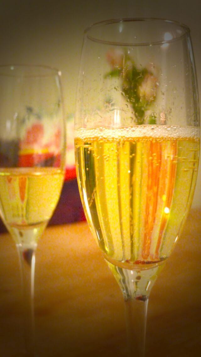 Feirer med italiensk «champagne»