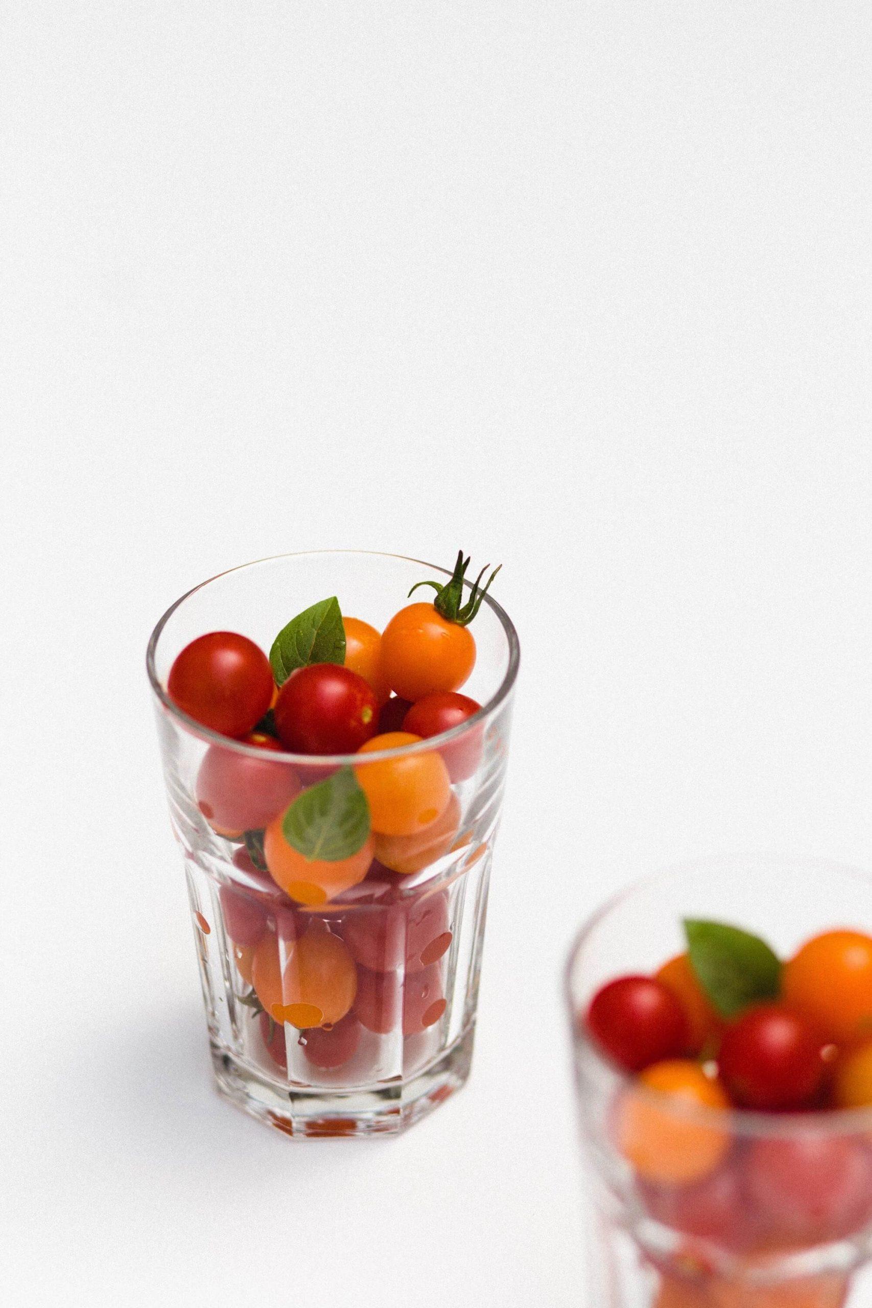 Tomater og vin