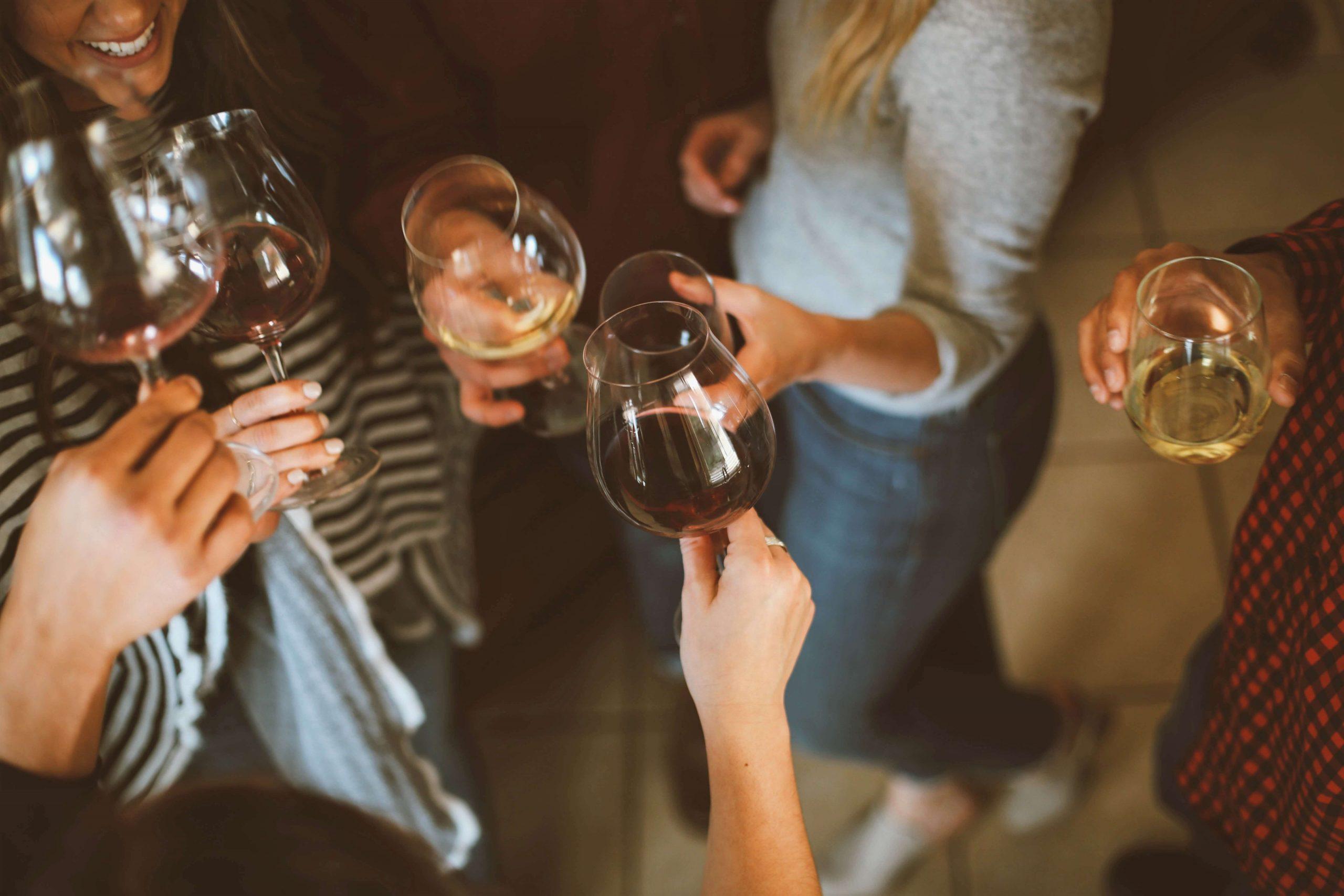 Kvinner og vin – flere damer i vinverden