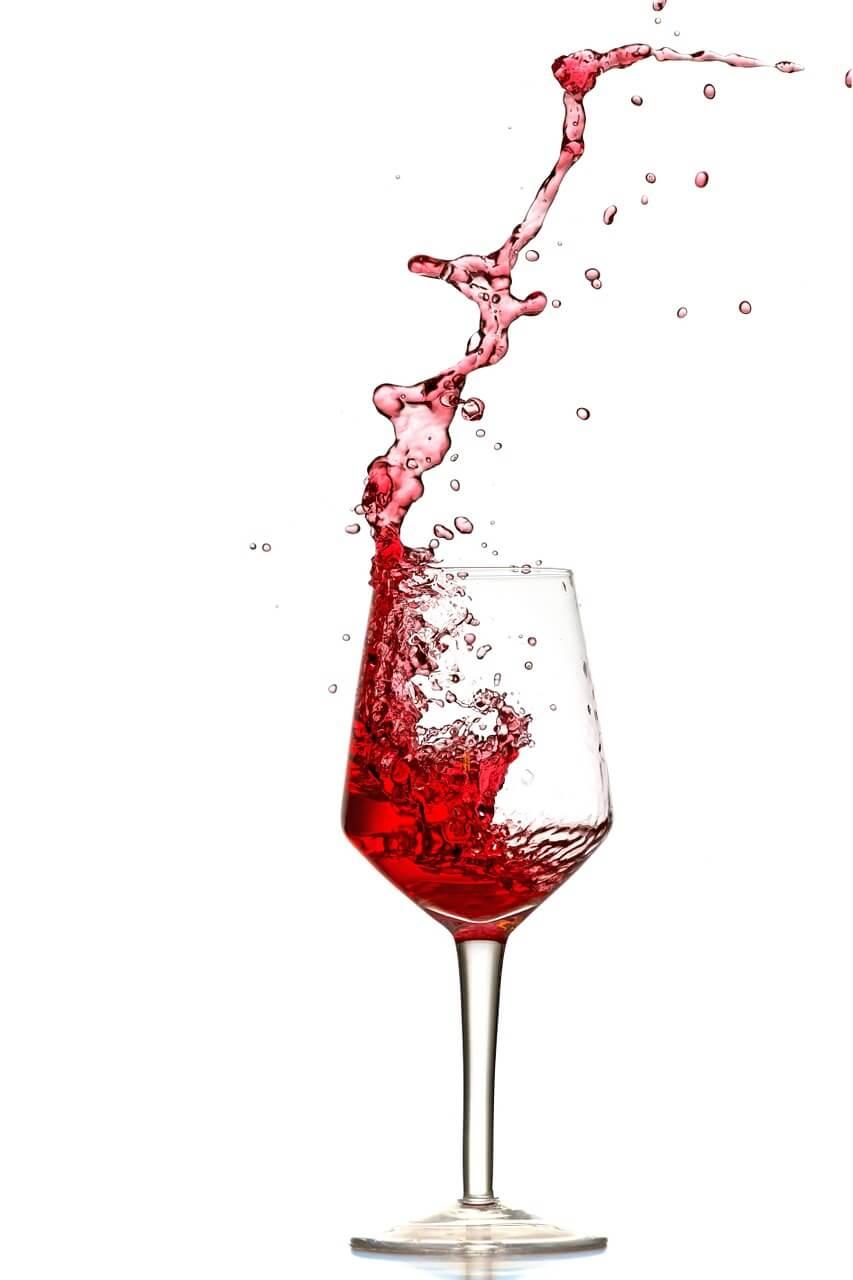 Viner i glasset i mars – vårmåneden!?