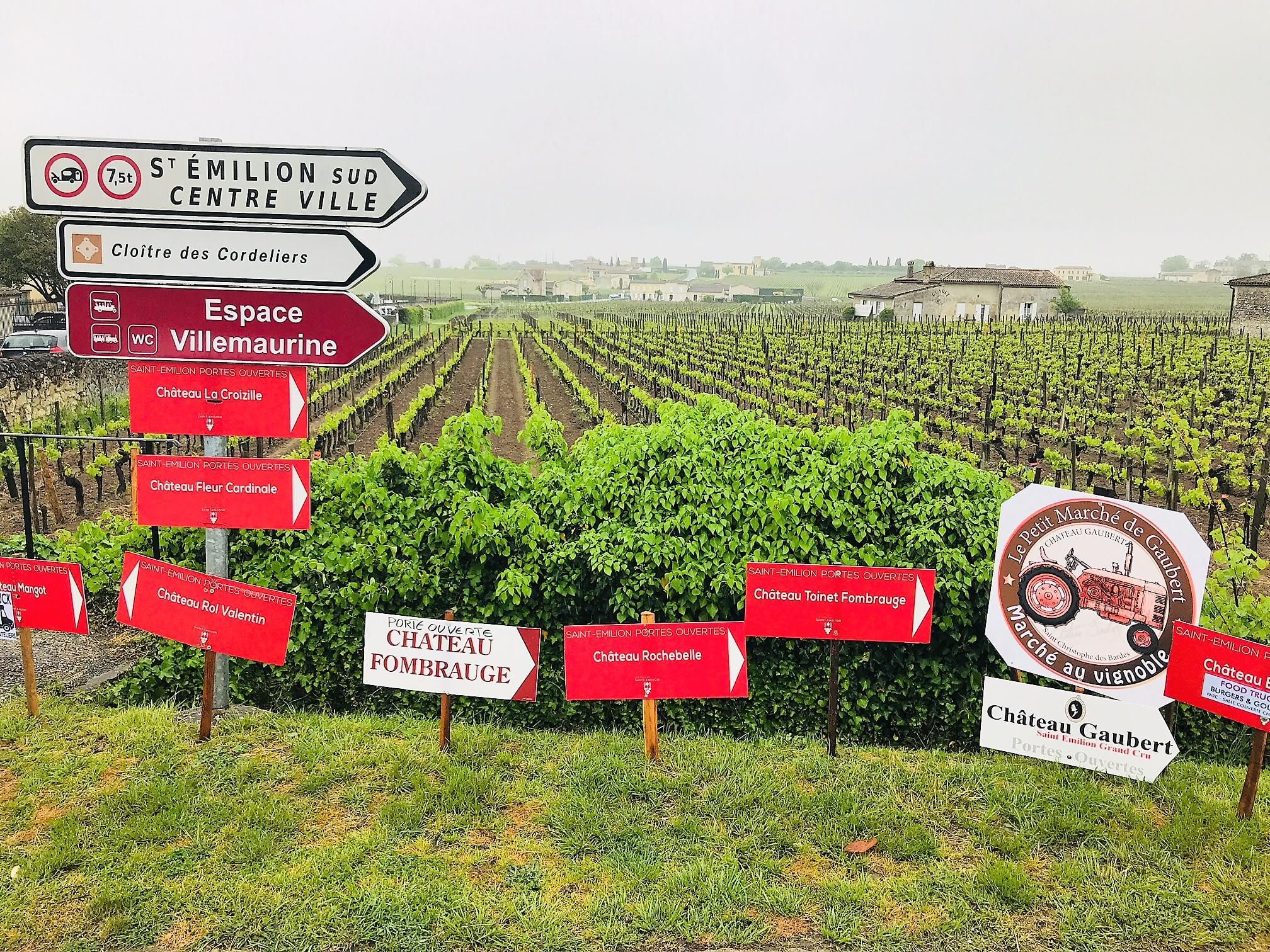 Vintur til Bordeaux