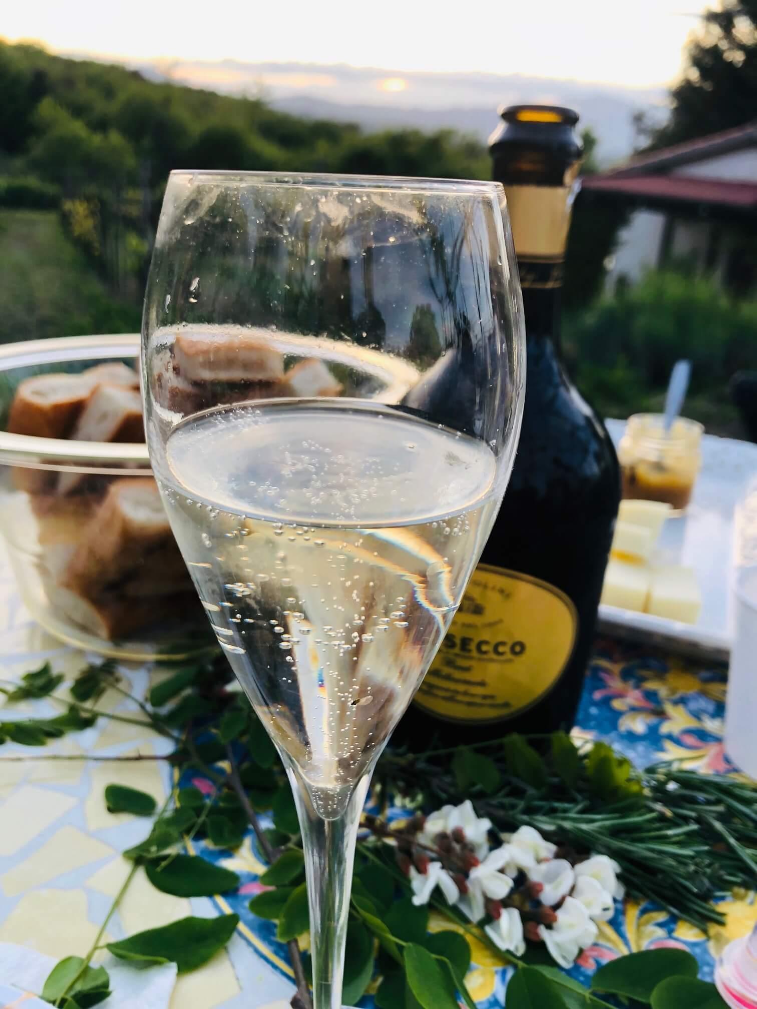 Har du kjent duften av blomster i vin? Hva med en aroma av akasieblomst i vin? Akkurat nå står akasietrærne i full blomst rundt vingården vår i Italia og fyller lufta med velduftende aromaer. I dette innlegget får du noen forslag til viner der du kan gjenkjenne blomsten. Det er vin med bobler.