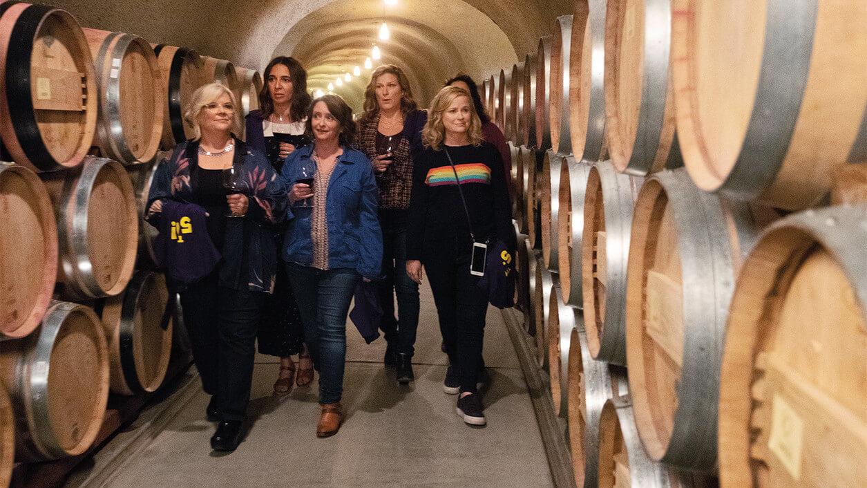 Wine Country – film om kvinner og vin