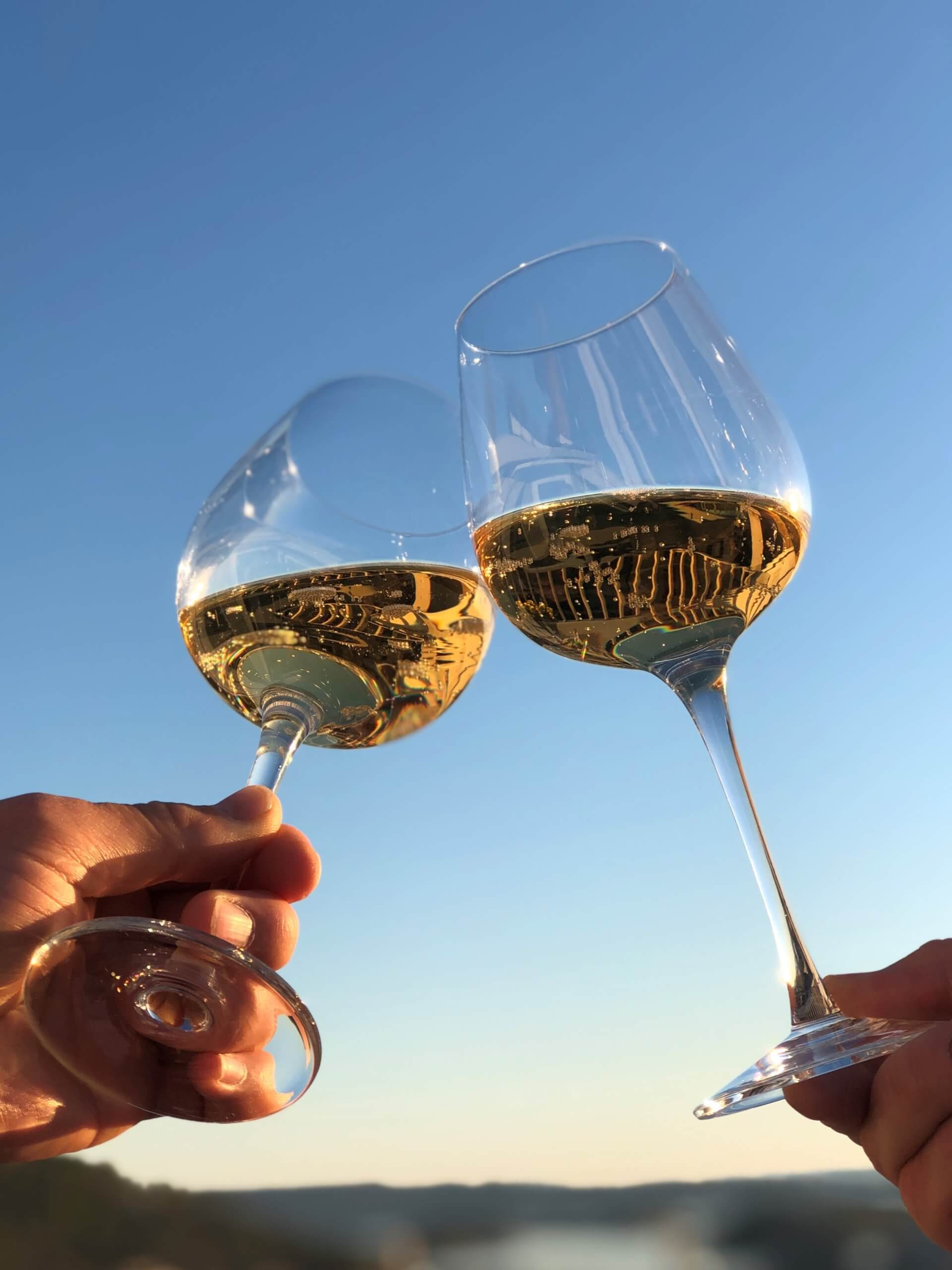 Engelske bobler og Champagne – vinslipp