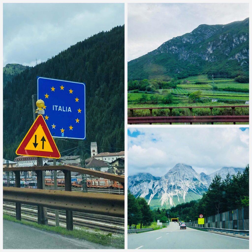 Norske reiseråd er blant Europas strengeste. Men så satte vi oss i i bilen og la ut på reisen til vingården i Italia, i håp om at det umulige er mulig.
