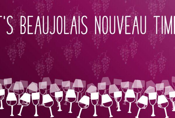 Helt fersk vin fra årets druer, nå kommer Beaujolais nouveau 2020 årgangen i salg. Utvalget og antall flasker er større enn noensinne.