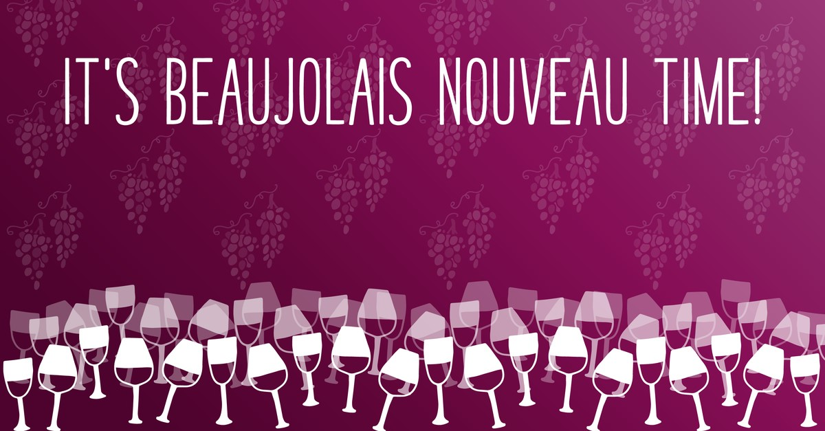 Beaujolais nouveau 2020 – 15 gode viner