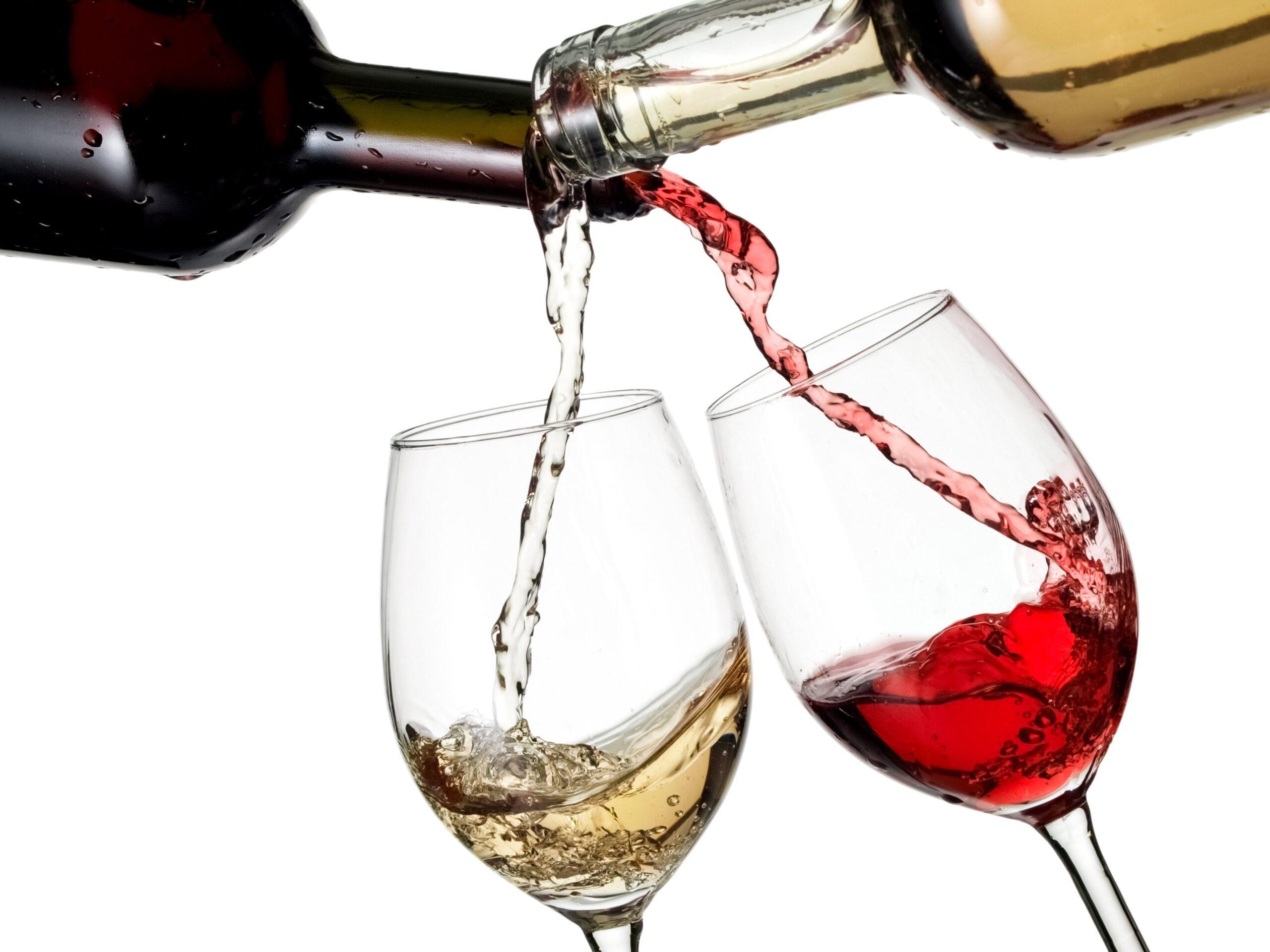 Test av vin på småflasker – hvitvin og rødvin