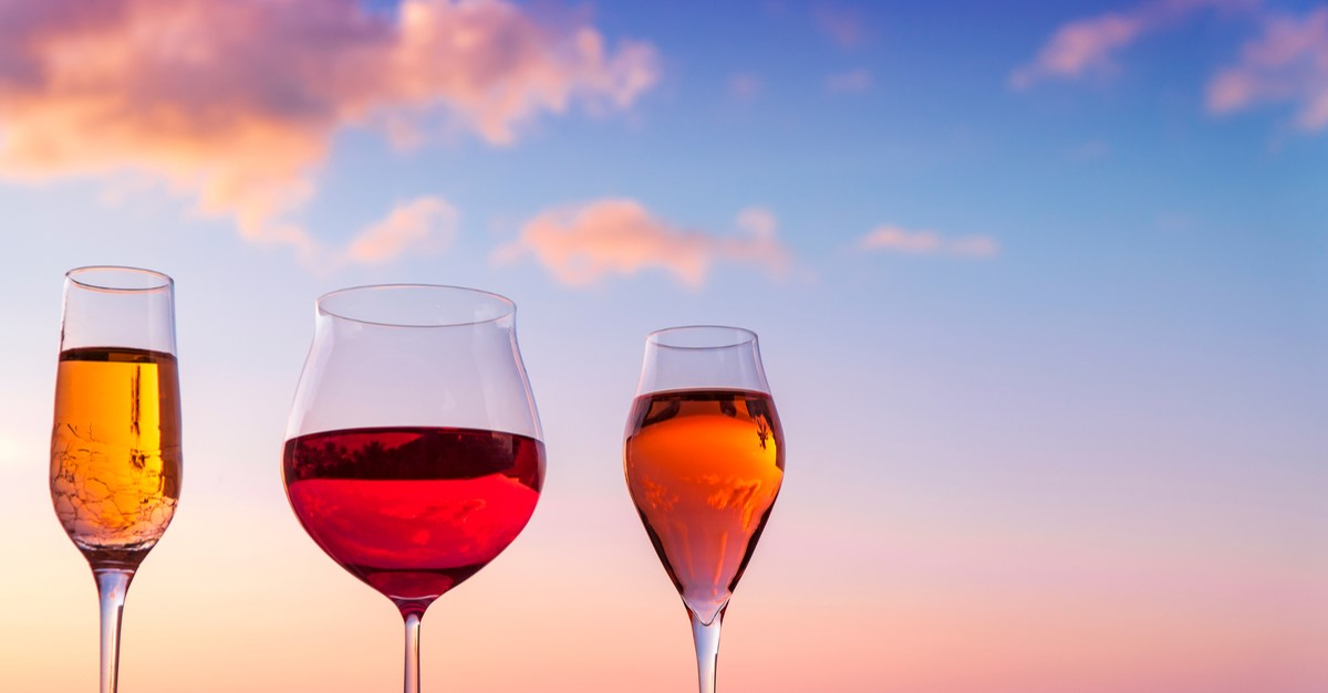 Nye viner i juli – mye glede i glasset